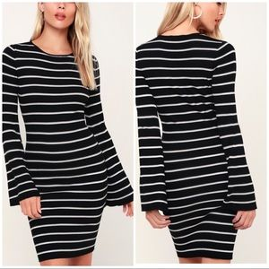 Lulu's • Rendezvous Striped Dress